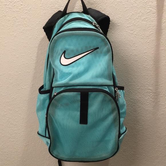 Mesh Nike Backpack. M 5af7ada0fcdc31c432e49308